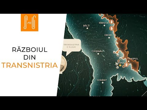 Razboiul din Transnistria