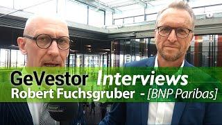 Robert Fuchsgruber: Digitalisierung als Schlüssel zur Demokratisierung der Geldanlage