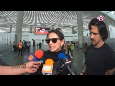 Bárbara de Regil aclara que no quiso ofender a los gordos ni a Aleida Núñez