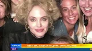 Джоли довела фанатов до истерики своим новым образом