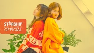 Exy (Cosmic Girls) Ft Euna Kim - Love Therapy