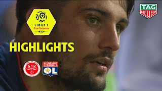 Stade de Reims - Olympique Lyonnais ( 1-0 ) - Highlights - (REIMS - OL) / 2018-19