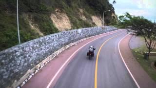 Motorbike Journey จันทรบุรี ถนนเฉลิมบูรพาชลทิต