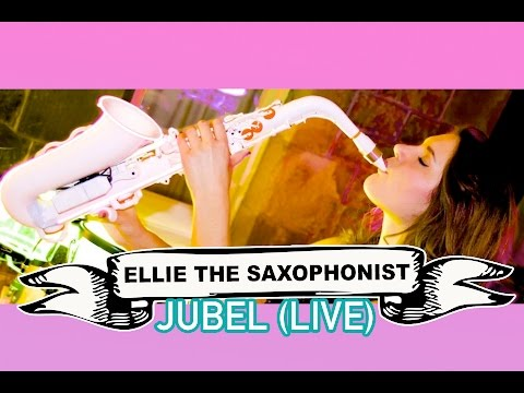 Ellie The Saxophonist Video