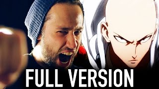 One Punch Man FULL ENGLISH OPENING The Hero  Jam Project Cover By Jonathan Young