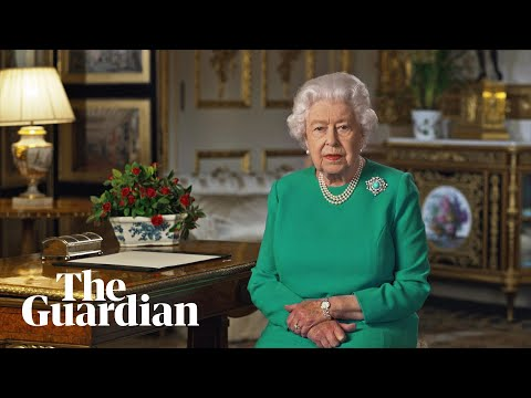 The Queen's coronavirus address to the nation
