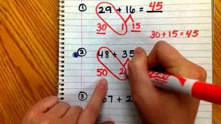 Adding Using Number Bonds