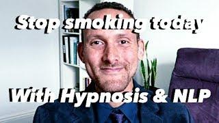 Stop smoking Hypnosis- Matthew Tweedie Hypnosis & NLP