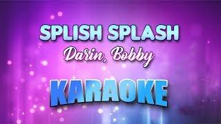 Darin, Bobby - Splish Splash (Karaoke version with Lyrics)