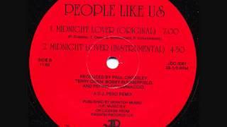 Midnight Lover   People Like Us 1985