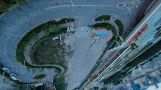 Evening flight ~ LumenierQAV-S JohnnyFPV (Cinematic FPV video by GoPro Hero 6) 2.7K