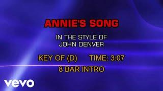John Denver – Annie's Song