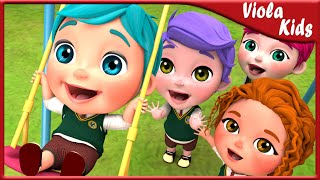 Swing Song + The BEST SONGS For Children - Viola Kids Original Songs [HD] - Download this Video in MP3, M4A, WEBM, MP4, 3GP