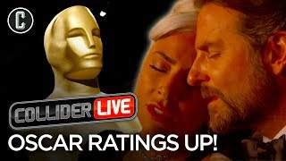The Oscars Ratings Up! Will They Fire More Hosts? - Collider Live #80