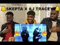 AJ Tracey & Skepta - Kiss And Tell (REACTION) @Officialimpact