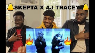 AJ Tracey & Skepta   Kiss And Tell (REACTION) @Officialimpact