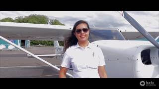 Fareeha || Air Transport with Commercial Pilot Training student at Bucks New University