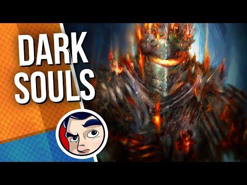 "Dark Souls ""Twisted Tales of Survival…""  | Comicstorian"