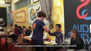 Mission Audition Solidarité au Maroc