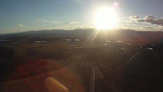 FPV: 5 km - SkyHunter + PanTilt Boscam HD - Long Range
