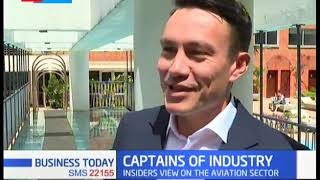 Hendrik Du Preez inside view on aviation sector | Captains of Industry