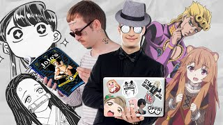 Essentially, Anime Fans vs Manga Readers