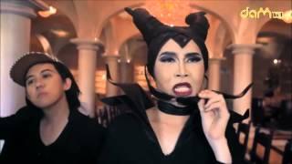 (DAMtv) Bánh bèo Tuyết vs Bánh bèo Maleficent