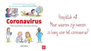 Corona voor kinderen: Maar waarom zijn mensen zo bang voor het coronavirus?