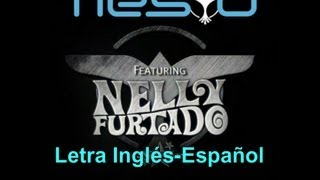 Tiësto feat. Nelly Furtado — Who Wants to Be Alone ツ♬♪♫[Letra Inglés\Español]