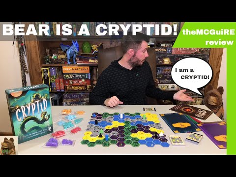 theMCGuiRE review looks at CRYPTID