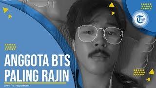 Profil Park Jimin - Personil BTS Paling Giat Latihan