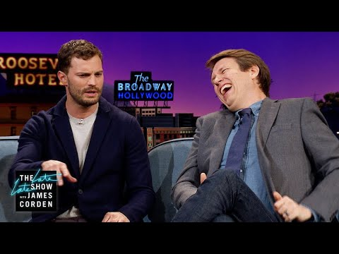 Pete Holmes Prefers '50 Shades' with Giggle Sticks