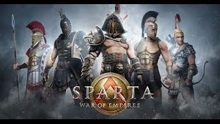 Sparta: War of Empires - Official Cinematic Trailer
