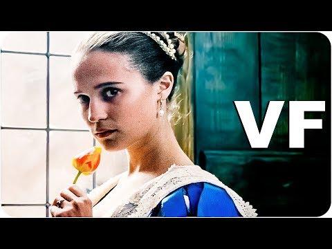 TULIP FEVER Bande Annonce VF (Alicia VIKANDER // 2017)