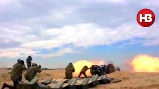 Учения украинских десантников