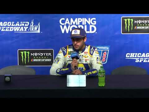 Elliott on JGR success: 'I think we can have the same thing'
