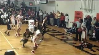 Hoke County High School VS Apex Basketball Highlights!