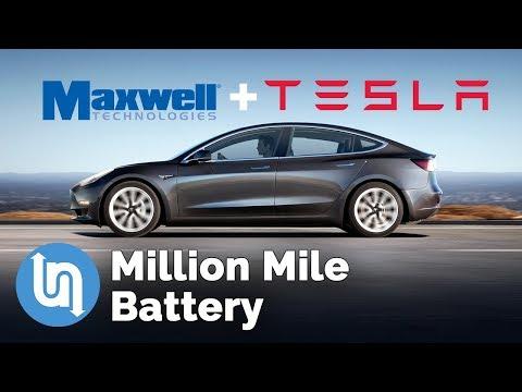 Proč Tesla koupila firmu Maxwell Technologies?