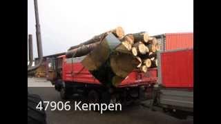 preview picture of video 'Kaminholz Feuerholz Lagerverkauf Krefeld Kempen'