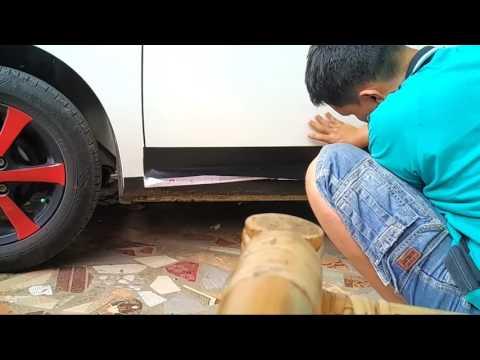 Video Modifikasi sederhana mobil Agya/Ayla