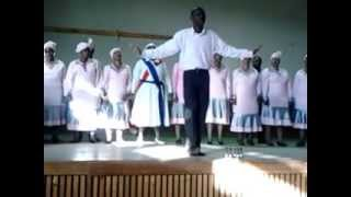 Jerusalema E Ncha Gospel Choir     22  June  2014 (Mamelodi Community Hall, Pretoria)