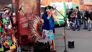 Прекрасная музыка индейцев Эквадора