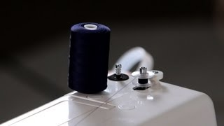 How To Wind a Bobbin on Sewing Machine