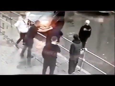 Кокорин и Мамаев Бьют Прохожего Новое Видео