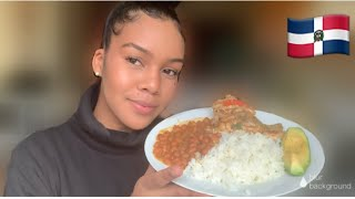 Cook With Me|| Dominican Food