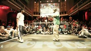 Junior Boogie Vs Ben Summer Dance Forever 2012, HipHop, Judge Battle