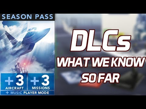 Ace Combat 7 : DLC narrative are already planned ! - Nerd4 life