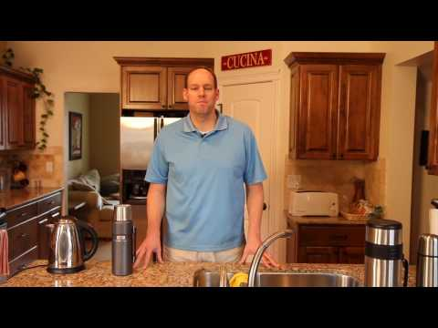 Cooking With A Thermos Bottle