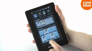 Archos 70b eReader review en unboxing (NL/BE)