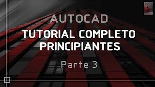 Autocad 2D - Tutorial Para Principiantes (Parte 3) (cotas, Layers, Texto, Imprimir Con Escala)